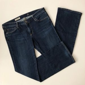 AG the Angelina Boot Cut Jeans